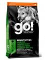 Корм GO! Natural Holistic Fit+Free Grain Adult Dog для взрослых собак со вкусом индейки
