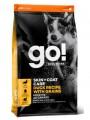 Корм GO! Natural Holistic Sensitiv+Shine Duck Dog Для Щенков и собак с цельной уткой и овсянкой