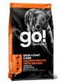 Корм GO! Natural Holistic Sensitiv+Shine Salmon Dog для щенков и собак с лососем и овсянкой
