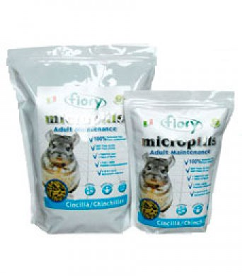 Корм Micropills Chinchillas для шиншилл 2кг