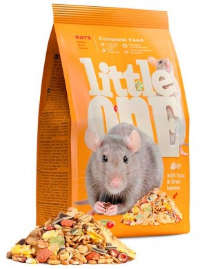 Корм Little One для крыс (400гр)