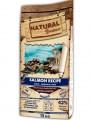 Корм Natural Greatness Salmon Recipe Sensitive Adult Medium & Large для собак средних и крупных пород с лососем