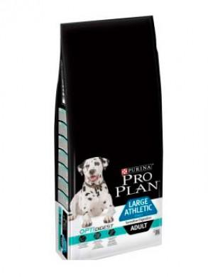 Корм Pro Plan Adult Large Breed Athletic Sensitive Digestion Lamb with Rice для собак крупных пород с ягненком (14кг)