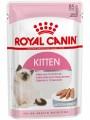 Влажный корм Royal Canin Kitten Instinctive для котят, паштет (0,085 кг)