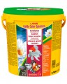 Корм Sera GOLDY Color Spirulina улучшает окрас для золотых рыб в гранулах 3,8кг (10 л)