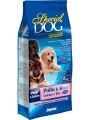 Корм Special Dog для щенков с курицей и рисом