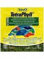Корм Tetra Phyll Flakes растительные хлопья для всех рыб 12гр
