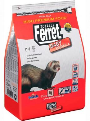 Корм Totally Ferret Baby для щенков хорьков (7,5 кг)