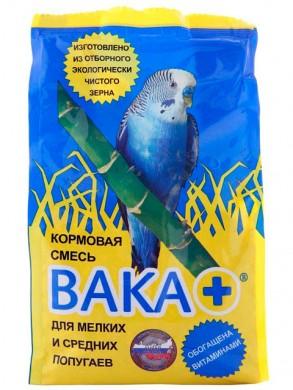 Корм Вака для попугаев 500гр