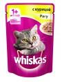 Корм Whiskas для кошек рагу курица (85 гр)
