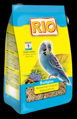 Корм Rio для волнистых попугайчиков, основной рацион 500 г