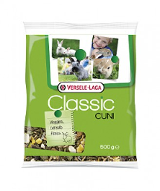 Корм для кроликов Versele-Laga Classic Cuni  500 г