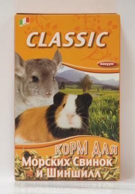 Корм для морских свинок и шиншилл Fiory Classic 680 г