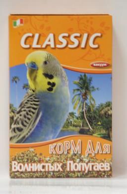 Корм для волнистых попугаев Fiory Classic 400 г