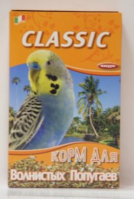 Корм для волнистых попугаев Fiory Classic 800 г