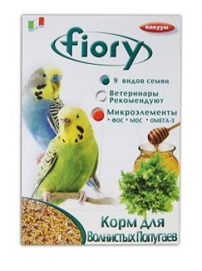 Корм для волнистых попугаев Fiory pagallini 0,4 кг