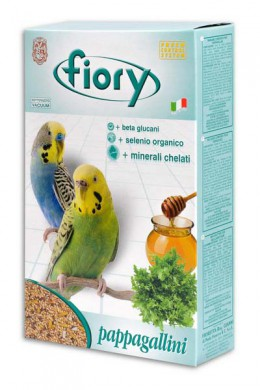 Корм для волнистых попугаев Fiory pagallini 1 кг