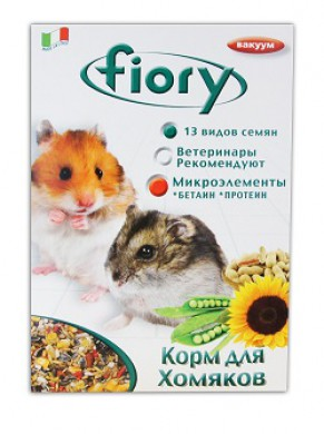 Корм Fiory Criceti для хомяков 400 г