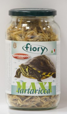 Корм Fiory Maxi Tartaricca для черепах креветка 1 л