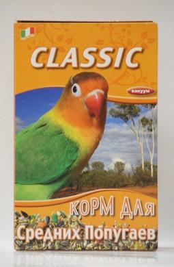 Корм Friory Classic для средних попугаев 650 г