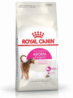 Корм Royal Canin Exigent 33 Aroma Attraction  для кошек привередливых к аромату продукта (10кг)