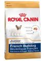 Корм Royal Canin French Bulldog 30 Junior РК для щенков породы французский бульдог в возрасте до 12 месяцев (10кг)