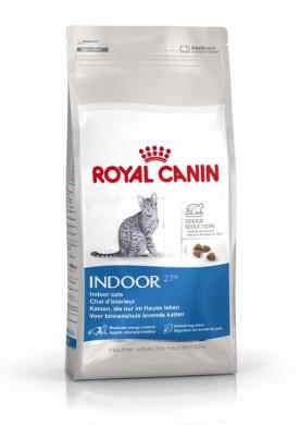 Корм Royal Canin Indoor для взрослых кошек (10кг)