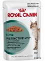 Корм Royal Canin Instinctive +7 для кошек старше 7 лет в соусе (85гр)