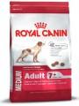 Корм Royal Canin Medium Adult 7+ для собак средних пород в возрасте с 7 до 10 лет (15кг)