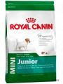 Корм Royal Canin Mini Junior для щенков мелких пород (4кг)
