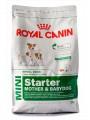 Корм Royal Canin Mini Starter для щенков до 2-х месяцев (8,5 кг)
