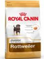 Корм Royal Canin Rottweiler Junior для щенков Ротвейлера до 18 месяцев (12кг)