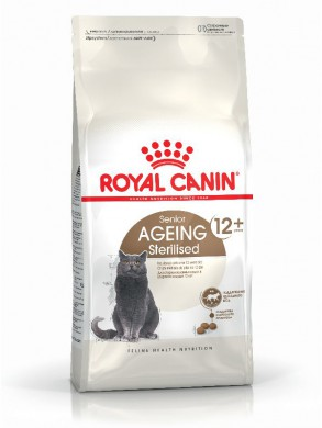 Корм Royal Canin Sterilised 12+ (400гр)