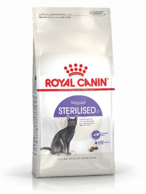 Корм Royal Canin Sterilised 37 10кг