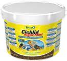 Корм Tetra Cichlid Algae Mini для всех видов цихлид, ведро (10 л)