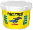 Корм Tetra Phyll для всех видов рыб растительные хлопья (10л)