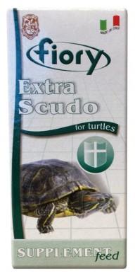 Кормовая добавка Fiory Extra Scudo для панциря черепах 36 мл