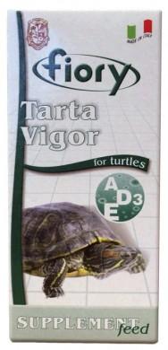 Кормовая добавка Fiory Tarta Vigor для черепах с витаминами 36 мл