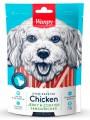 Лакомства для собак Wanpy Dog курица с треской в форме сэндвича (100 г)