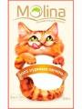 """Лакомство для кошек Molina """"Куриная печень"""""""