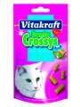 Лакомство для кошек Vita Kraft GROSSYS для здоровья зубов (45гр)