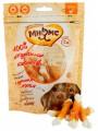 Лакомство для собак Мнямс кальцинированные косточки с куриным мясом 100 г