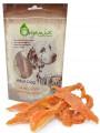 Лакомство для собак «Полоски из куриного филе», 100% мясо (100 гр)