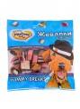 Лакомство для собак Жевалки Yummy Breaks с курицей, говядиной и ягненком (150гр)