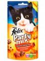 """Лакомство Felix Party Mix """"Оригинальный Микс""""для кошек (60гр)"""