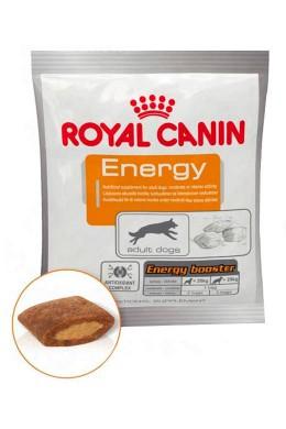 Лакомство Royal Canin Energy для взрослых собак с высокой физической активностью.