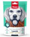 Лакомство Wanpy Dog соломка из мяса ягненка 100 г