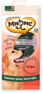 Лакомство Зубная щетка для собак S (9шт)
