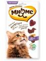 Лакомые кусочки Мнямс для кошек мясное ассорти, курица, ягненок, утка 35 г