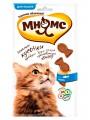 Лакомые кусочки Мнямс для кошек в форме рыбок со вкусом лосося 35 г